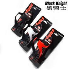 Black knight  bicycle bike cycling 3K  Carbon fibre Bottle Cage mtb carbon water bottle holder 74mm red white black