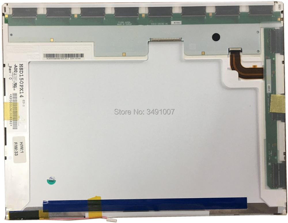 HSD150PX14-A00 fit HSD150PX14 A00 30PIN Laptop LCD Screen<br>