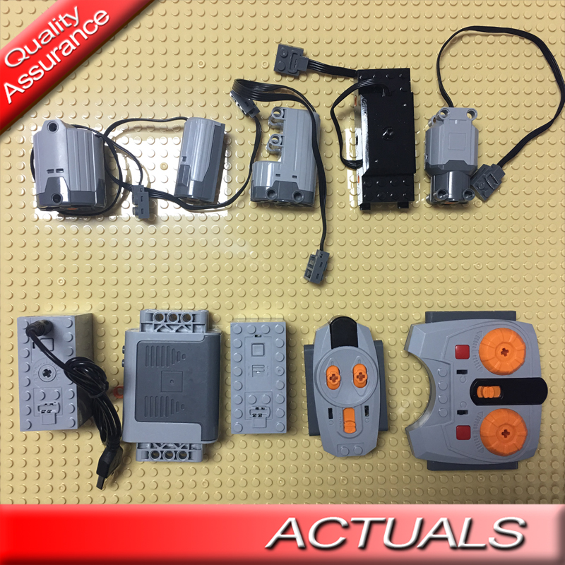 Lego Power Functions SPEED Remote Control technic, ir,motor,led,battery,box