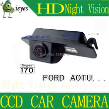 CCD Chip Car Rear View Reverse Parking CAMERA for FORD MONDEO/FIESTA/KUGA/FOCUS (2 carriages)/S-Max/CHIA-X(China)
