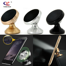 Car styling universal cell phone GPS magnetic car mount cradle holder fit for mercedes bmw ford vw honda audi opel accessories(China)