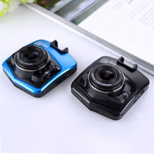 "2.4"" Car mini Dash Cam 720P High Definition Digital Video Recorder with IR night Vision Camera Camcorder DVR(China)"