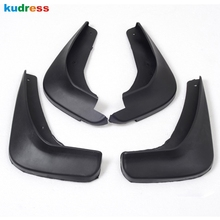 For Ford Mondeo sedan 4 doors 2008 2009 2010 2011 New Mud Flap Splash Guards Mudflaps Mudguards Fenders Cover 4pcs