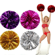 30cm=12inches Cheering cheerleaders pom poms flower for sports meet football Soccer basketball tennis match games event