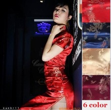traditional chinese colors patterns cheap cheongsam red lace dress chinese style bride black oriental chinese clothing china sex(China)