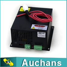 50W CO2 Laser Power Supply AC220V or 110V for CO2 Laser Equipment and Cutting Machine
