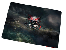 9 size cool The Witcher 3 mouse pad best large pad to mouse computer mousepad Beautiful gaming mouse mats to mouse gamer