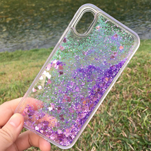 Buy Lewinsky Phone Case iphone 5 5S SE Glitter Bling Flowing Liquid Transparent Clear Cases Cover iPhone SE Coque Capa for $2.99 in AliExpress store