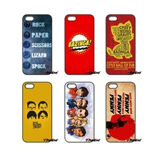 The Big Bang Theory bazinga logo Hard Phone Case For HTC One M7 M8 M9 A9 Desire 626 816 820 830 Google Pixel XL One plus X 2 3