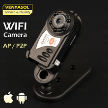 CCTV IP Wireless WiFi Mini Web Camera Video Camcorder Micro Cam Secert Security Camera Portable(China)