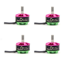 Best Deal 4X BrotherHobby Returner R4 1806 2850KV FPV Racing Brushless Motor 19g RC Helicopter Spare Parts Accessories(China)