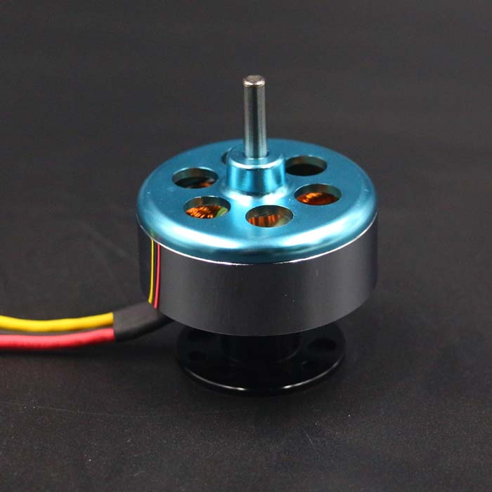 7.4V-24V 2590-8400RPM 40 * 23.5MM 4023-350KV Brushless Motor Players / Remote Control Aircraft / DIY Accessories<br>