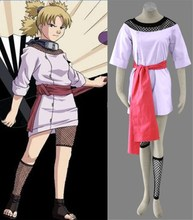 NARUTO Temari cosplay halloween Costumes(China)