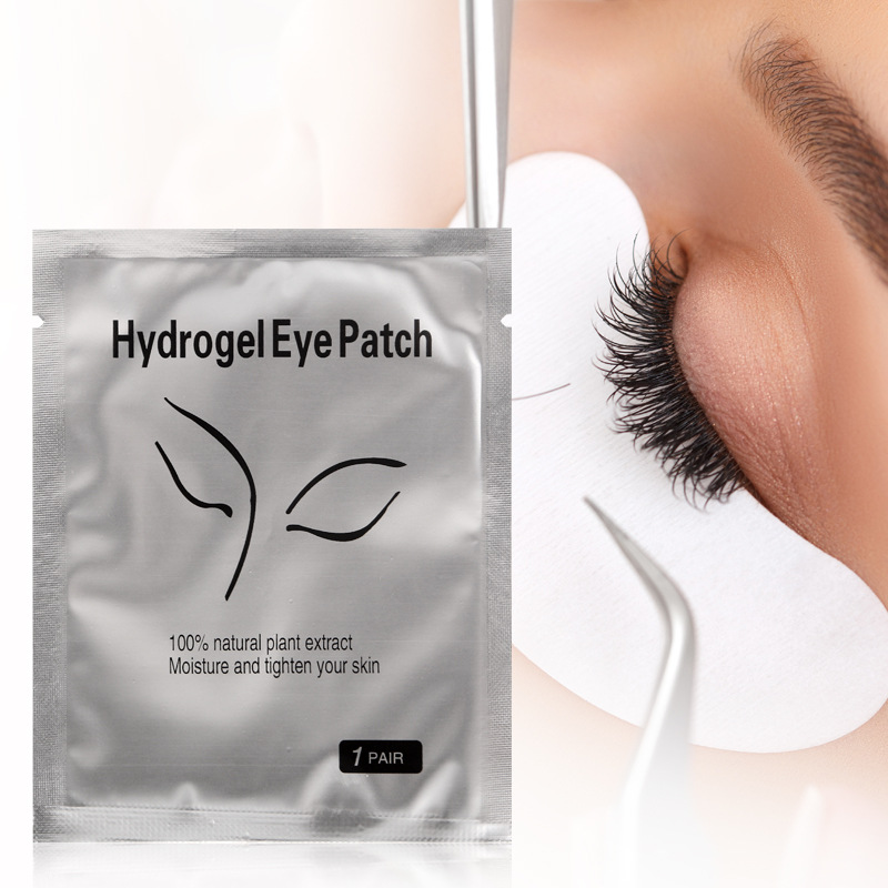 Under eye pads for makeup