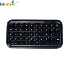 Beautiful Gift New Mini Bluetooth Wireless Keyboard For iPad-Laptop PC Android Tab PS3 Wholesale price May17