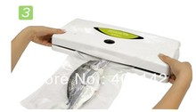 DHL/FEDEX/EMS Free Shipping! Wolfgang puck Household food vacuum sealer, vacumm sealing machine,packing machine(China)