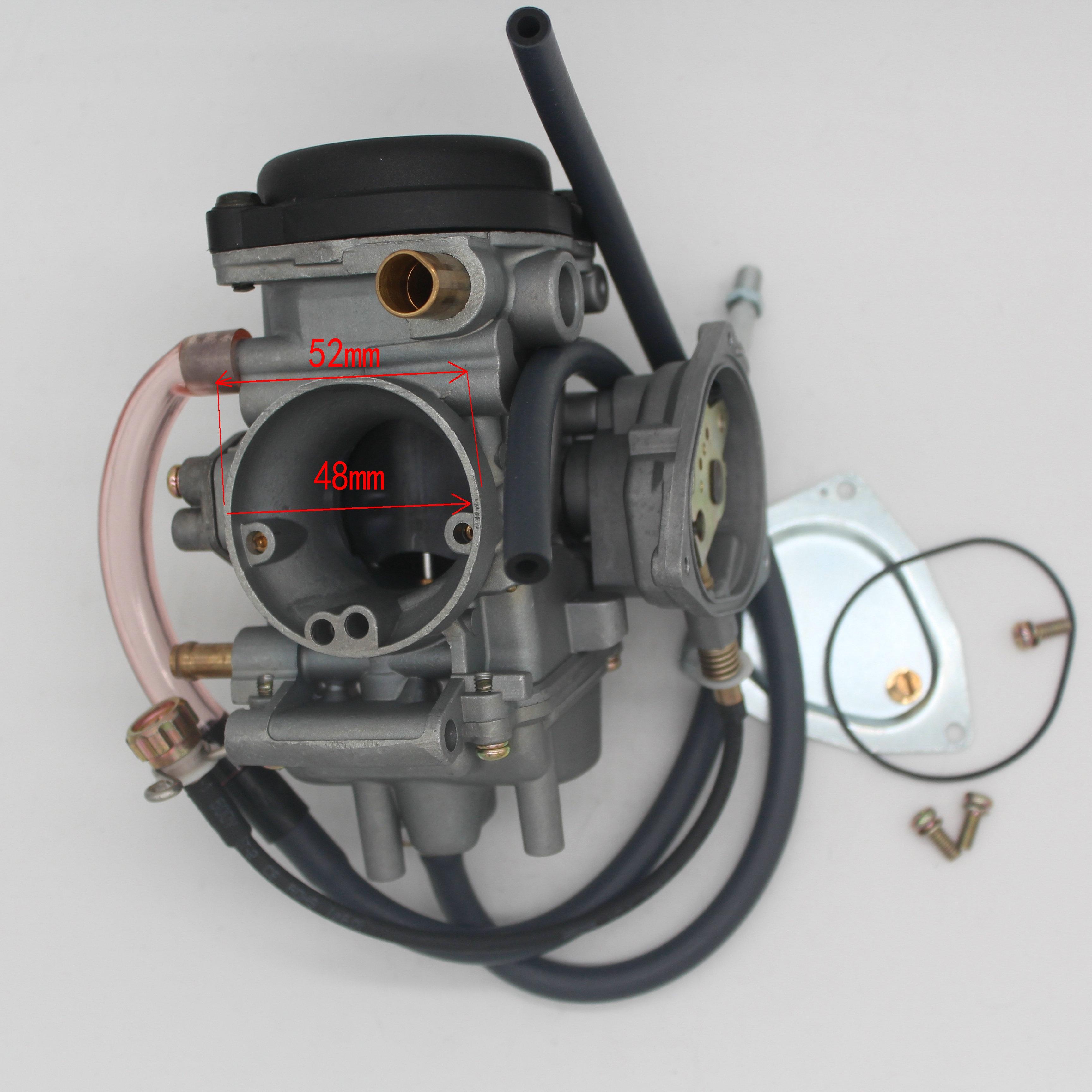 New Carburetor Rebuild Kit Yamaha YFM450 Kodiak 450cc 2003 2004 2005 2006