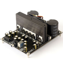 Buy 1x1000W Class D IRS2092 digital stage amplifier board High-power single-channel amplifier for $169.10 in AliExpress store