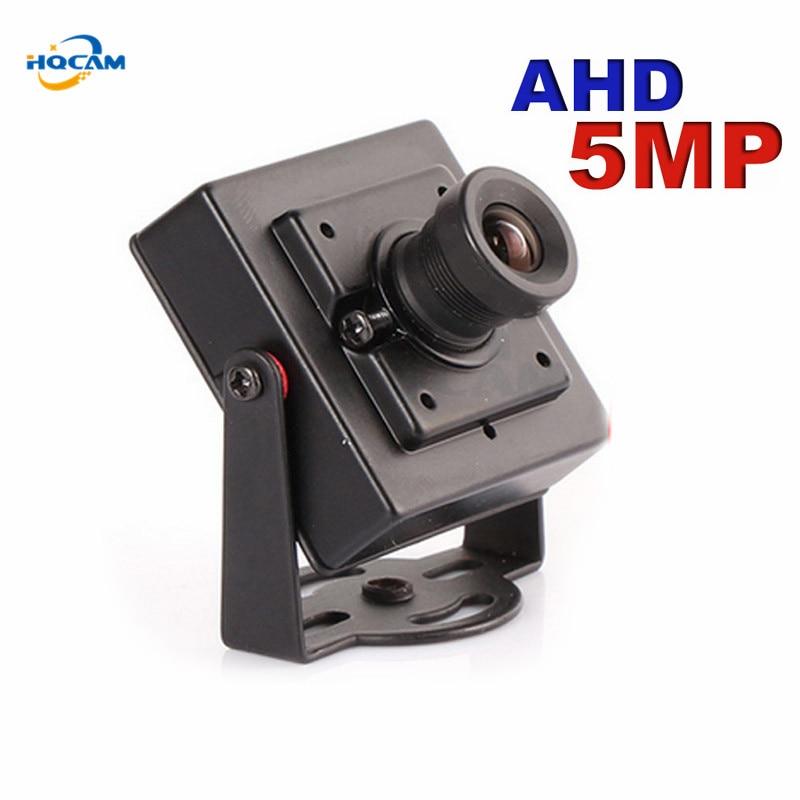 HQCAM AHD 5MP Mini AHD Camera 1/2.9 CMOS Sensor FH8538M + IMX326 AHD Camera Surveillance Indoor Camera 2560x2048 Indoor AHD Cam<br>