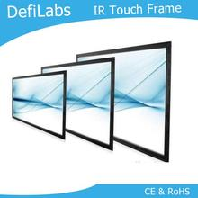 "DefiLabs 10 points 49"" IR Infrared Touch Screen Overlay without glass(China)"