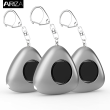 Buy Ariza 3pcs Self Defense Personal Alarm 130DB Panic Alarm Anti-rape Anti-wolf Personal Alarm Keychain Women Elderly Kids for $17.72 in AliExpress store