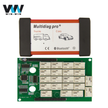 Multidiag pro 2015.03 TCS CDP Bluetooth multi diag With Green PCB 2014.02 TCSCDP Pro Multi-languages Car Truck Diagnostic tool(China)