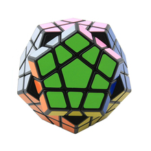 Megaminx Magic Cube Pentagon Speed 12 Sides Toy Twist Puzzles(China)