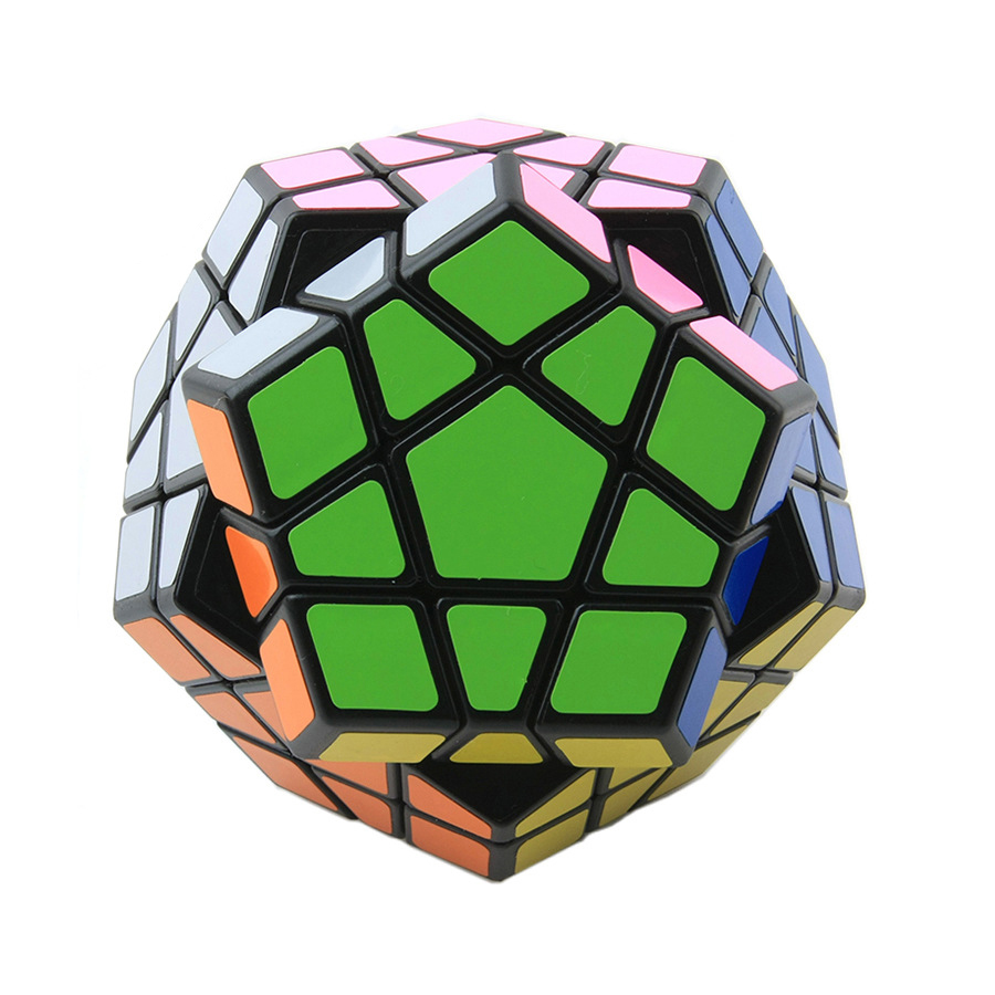 Megaminx Magic Cube Pentagon Speed 12 Sides Toy Twist Puzzles(China (Mainland))