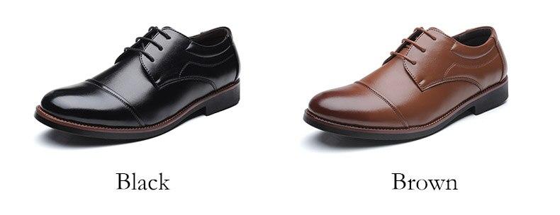احذية جلدية رجالي لينة عالية الجودة  الحجم 39-48 8