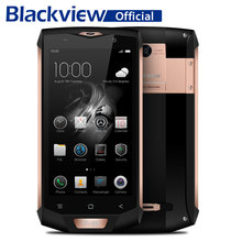 Blackview BV8000 Pro IP68 Waterproof Smartphone 6G RAM 64G ROM 5.0 Inch MT6757 Octa Core 1920*1080 16.0MP 4G LTE Mobile Phone(China)