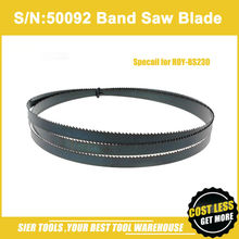 Free Shipping!/S/N:50092 Band Saw Blade/hack saw blade for ROY-BS230 Band Saw Machine