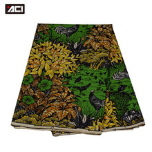 Buy ACI-6Yards/Piece African Wax Prints Fabric Real Wax Hollandais Pattern,Guaranteed Real Wax Block Print Fabric Women's Dress for $22.94 in AliExpress store