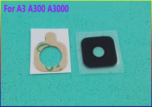 New Original housing Rear Back Camera Glass Lens For Samsung Galaxy A3 A300 A3000 ( Not fit for A310 2016 Version )
