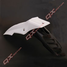kayo T4 T2 T6 BSE 250cc Off Road Dirt Pit Bike MX Motocross Motorcycle Front mudguard front fender free shipping