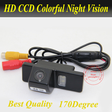 Promotion CAR REAR VIEW CAMERA FOR NISSAN SUNNY/Peugeot 307(2C)+Best night vision+IP69k+Free Shipping