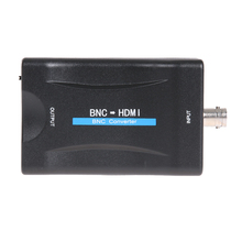 Full HD 1080P BNC to HDMI Converter RCA Audio Video Adapter for XBOX360 DVD Set-top Boxes, HD Player, Surveilance Monitor(China)