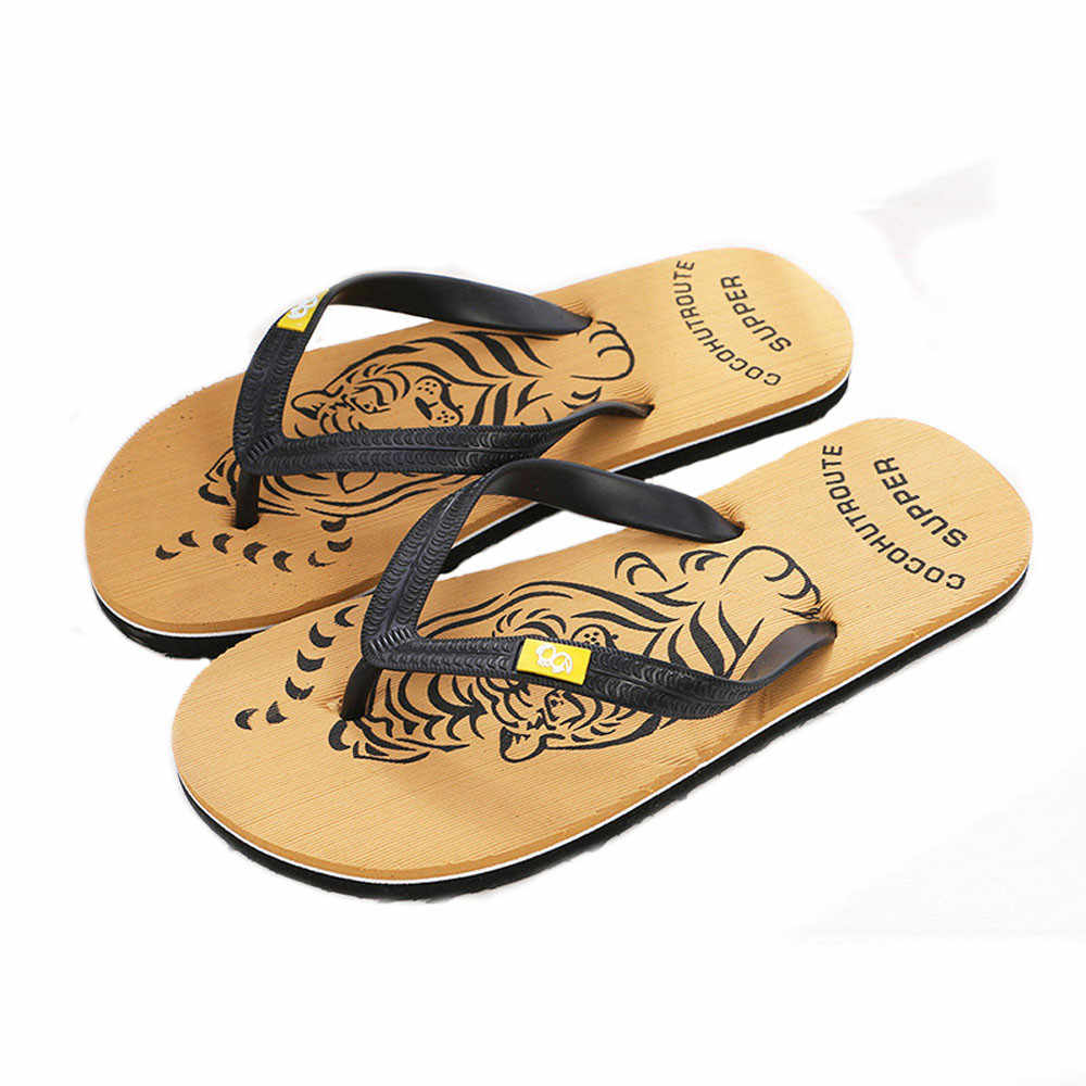 e8f17f5f5230b8 flip flops men Summer Shoes Male Slipper Indoor Or Outdoor Flip Flops  A30