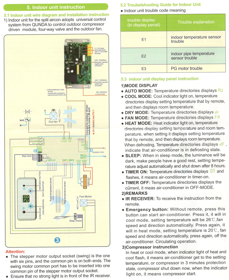 Universal dcac inverter ac controller for split air conditioner universal dcac inverter ac controller for split air conditioner air conditioning control system remote and board cool saia suitable for 1 15 air asfbconference2016 Image collections