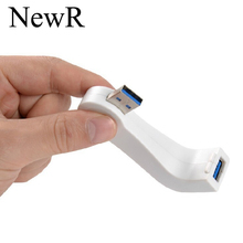 "New USB 3.0 gadget Extension cable adapter Computer tablet Accessories for imac 21.5"" 27"" extension HUB splitter(China)"