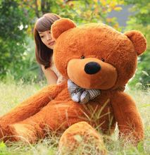 Brand New 5Colors Giant Teddy Bear Soft Adult Coat Plush Toys Wholesale Price Gifts For Friends 220cm Big Bears Plush