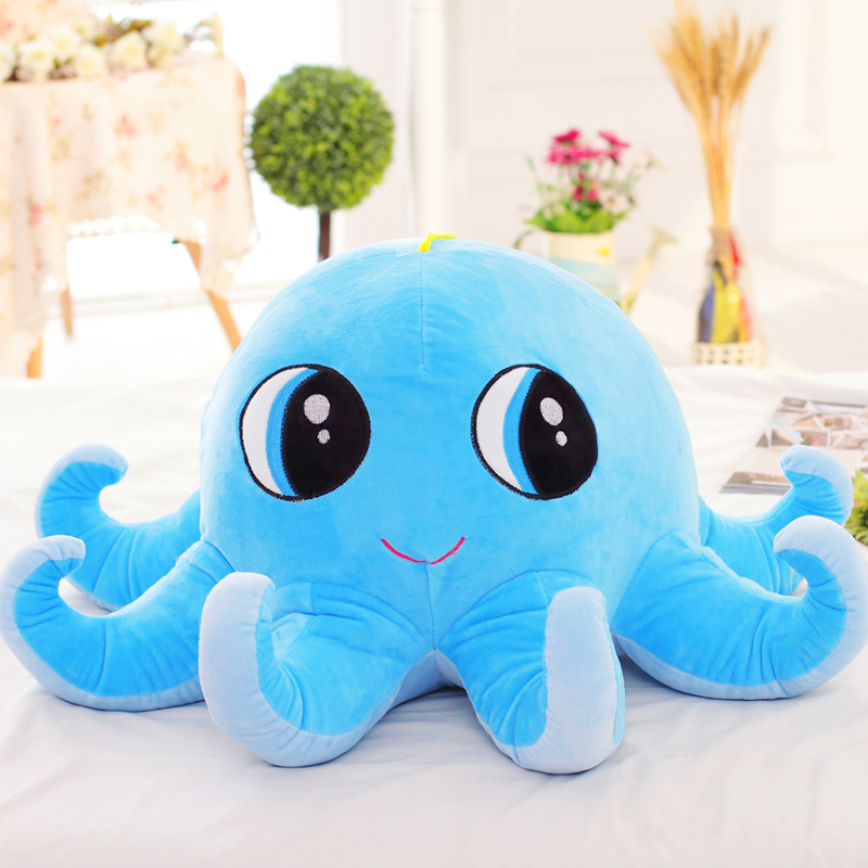 23cm Kawaii Stitch Plush Toys Stuffed Octopus Animal Spongebob Kids Toys Doll Soft Octopus Plush Baby Toys for Children Gifts(China (Mainland))