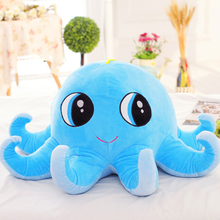 23cm Kawaii Stitch Plush Toys Stuffed Octopus Animal Spongebob Kids Toys Doll Soft Octopus Plush Baby Toys for Children Gifts(China)