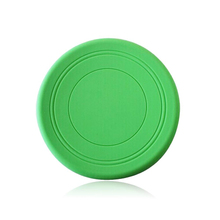 Dog Frisbee Flying Disc Tooth Resistant Outdoor Large Dog Training Fetch Toy Pet Supplies  Accessories