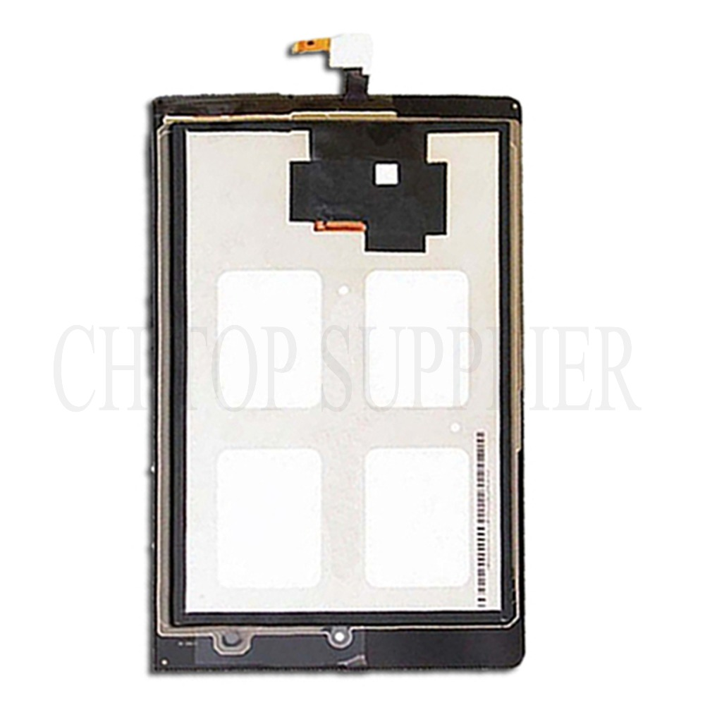 8 LCD and touch For Lenovo Yoga Tablet 8 B6000 B6000-F 60043 Full Display Digitizer Assembly With BLACK Frame free shipping<br>