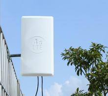 24dbi 4G LTE Outdoor Mimo antenna male 800mhz-2600mhz(China)