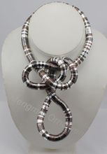 8mm Thickness 102cm Length Flexible Snake Necklace or Belt Bendable DIY Bendy As you Like Hot Twist Jewelry