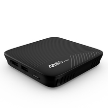 M8S PRO Smart Android 7.1 TV Box Amlogic S912 Octa-core 3GB DDR4 32GB 2.4G&5G WiFi BT 4.1 Airplay Miracast 4K Media player(China)