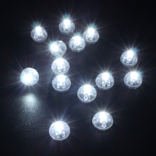 100pcs/Lot White led Balloon lights Mini Round Ball Lamps For Wedding Paper Lanterns Party Balloons Christmas Bottle Decorations