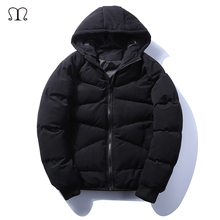 Europe Size Men Winter Jacket Warm Men's Jackets and Coats Cotton Parka Overcoat Fashion Male Windbreaker Jaqueta Masculina 2018(China)