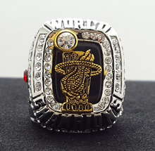 2012 Miami Heat Basketball Championship ring replica size 10 US VIP James(China)